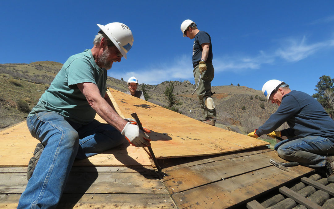Press Release: Restoration of iconic structures in Denver Mountain Parks